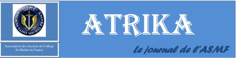 Archive Publication Gazety Atrika Spécial XVème Anniversaire