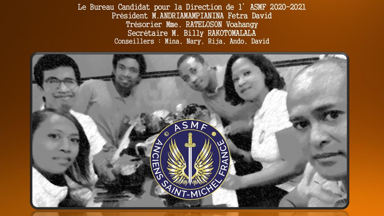Bureau candidat ASMF 2020-2021